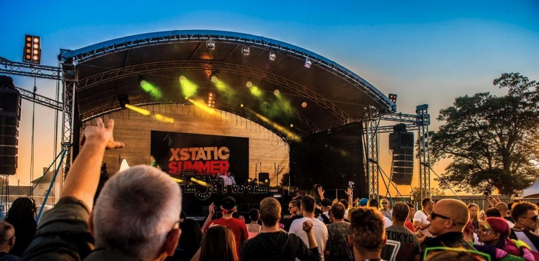 Huge line up of hard dance heroes set for Xstatic Summer Festival