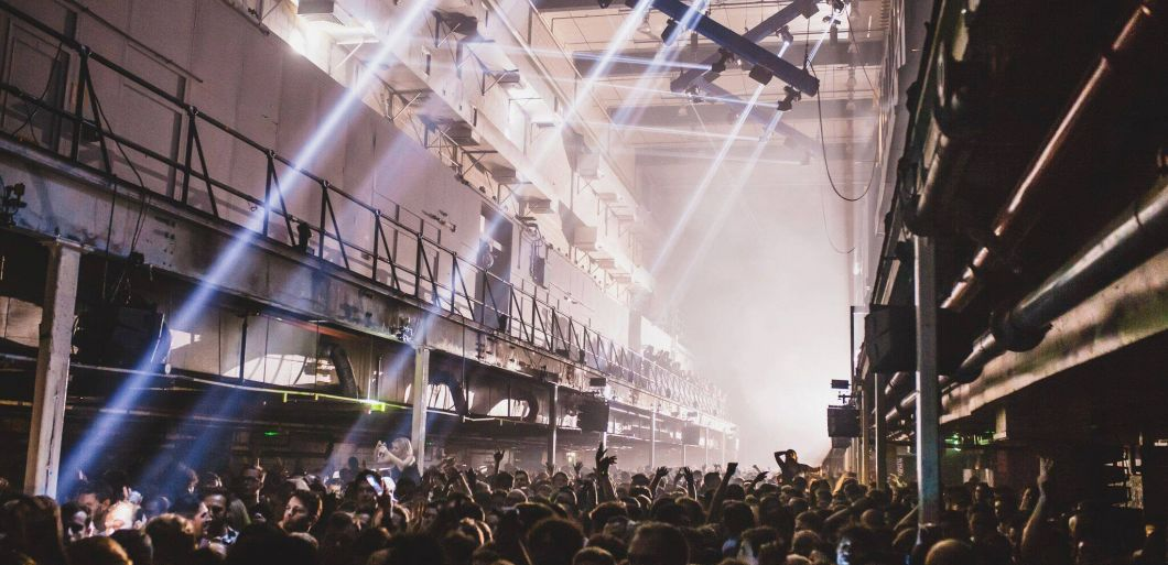 Printworks London set for New Year double header