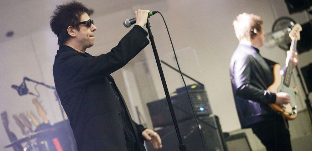 Echo and the Bunnymen joined by The Jesus and Mary Chain in Bristol