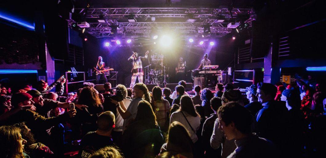 Wee Dub is back for an Edinburgh Hogmanay rave