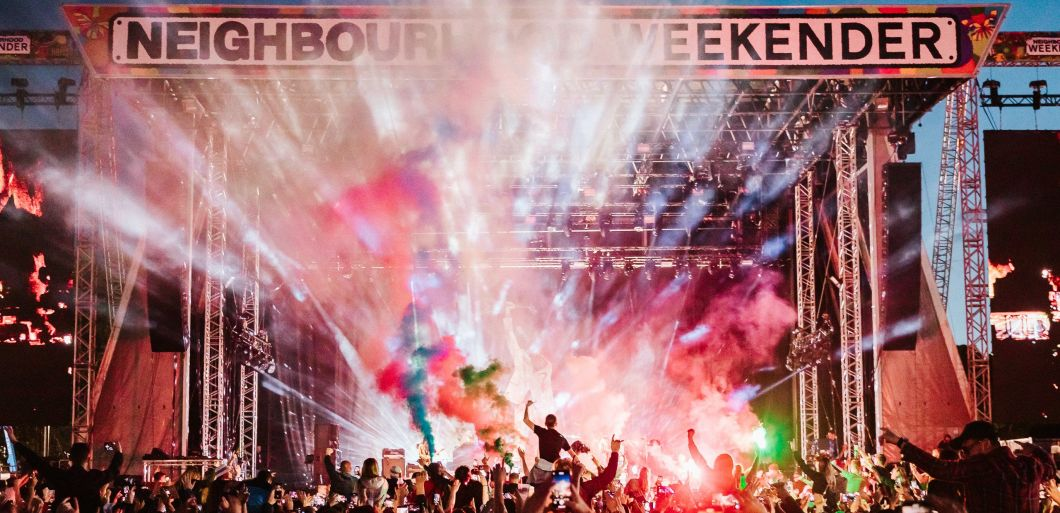 Neighbourhood Weekender 2019 Sunday review