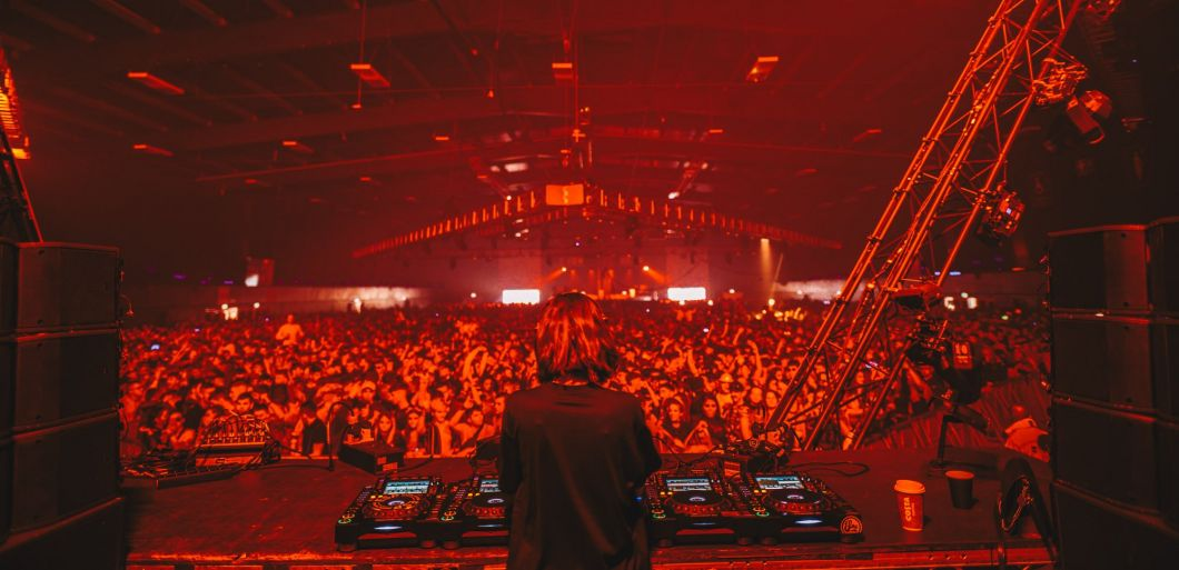 Terminal V, review: 'the biggest Halloween rave Scotland has ever seen'