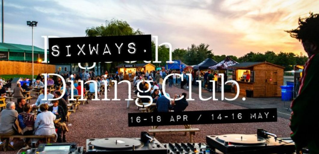 Digbeth Dining Club comes to Worcester Warriors Sixways Stadium this April
