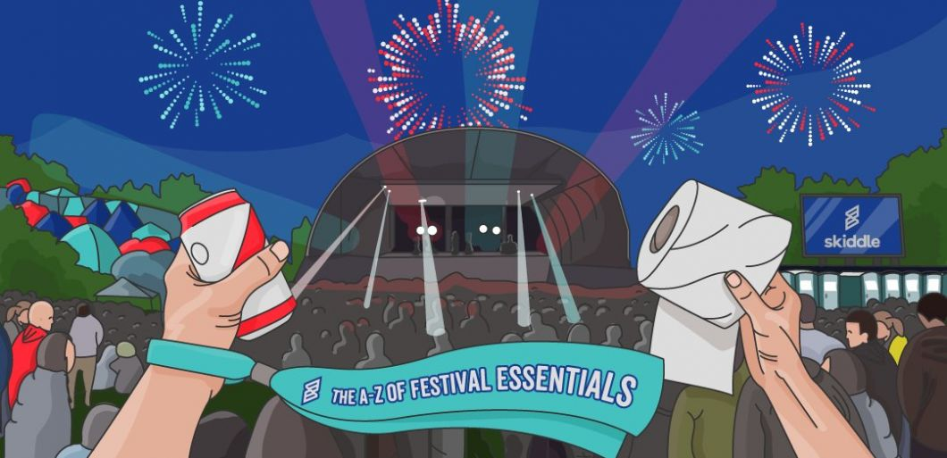 The A-Z of Festival Essentials