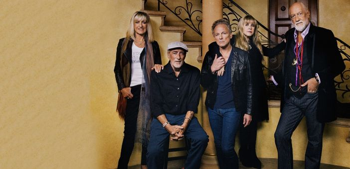 Fleetwood Mac top Isle of Wight Festival Line Up