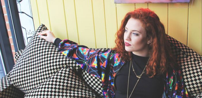 Jess Glynne at The Venue in Middlesbrough