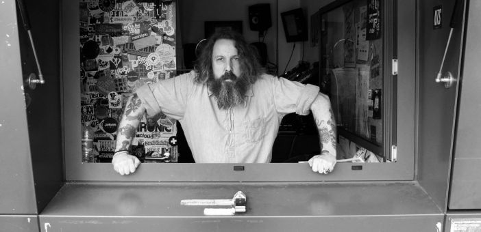 DJ Love: Andrew Weatherall
