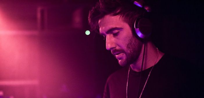 Hot Since 82 tours with Knee Deep In Sound