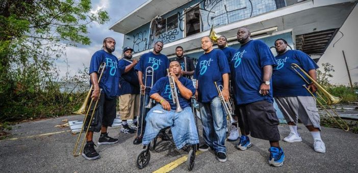 Hot 8 Brass Band - 'Vicennial - 20 Years Of The Hot 8 Brass Band' review