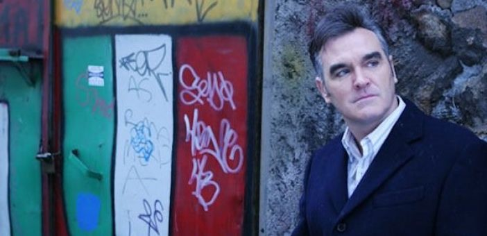 Morrissey nominated for 'Bad Sex in Fiction Award'