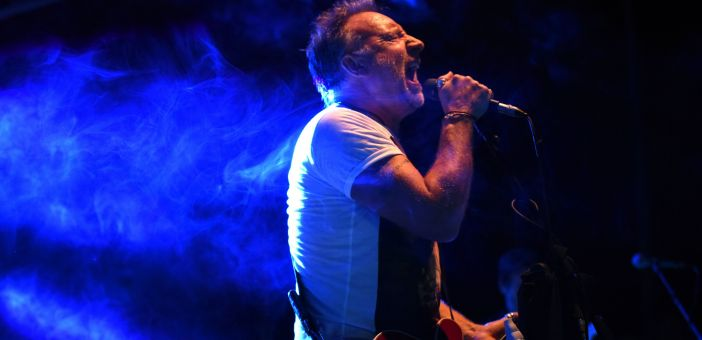 Peter Hook interview: Power, Corruption & lies.