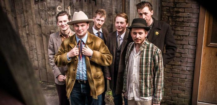 Rob Heron and the Tea Pad Orchestra set for October dates
