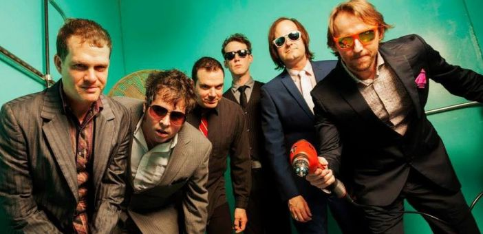 Electric Six are heading for Hole In The Roof in Kent on UK tour