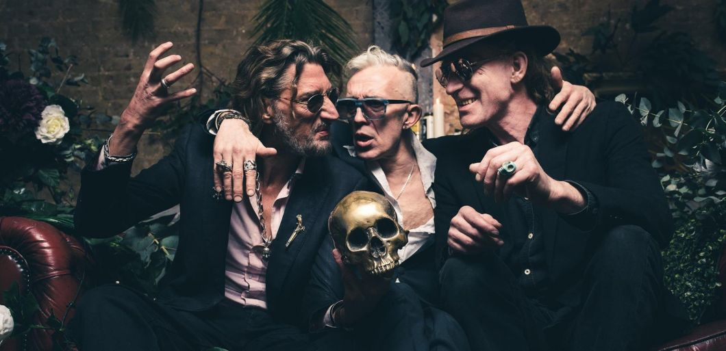 Alabama 3 bring the blues to Sheffield in May