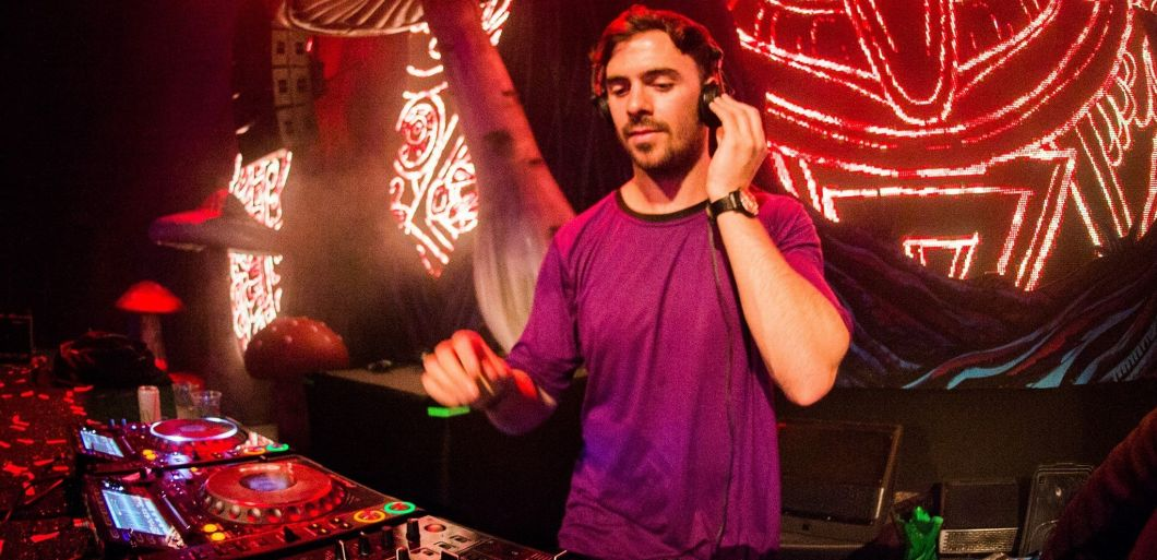 Patrick Topping to play all night long in Glasgow