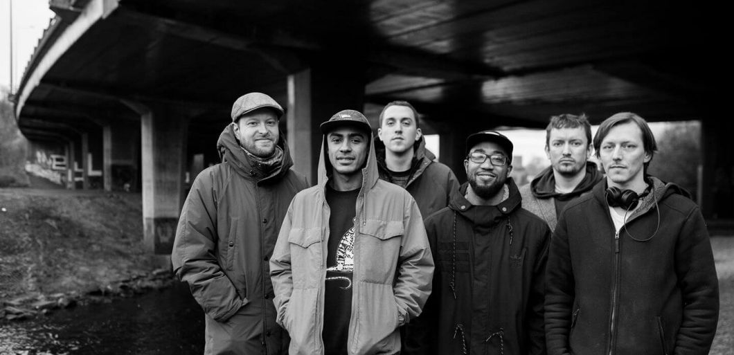 Hip hop supergroup The Mouse Outfit head out on UK tour