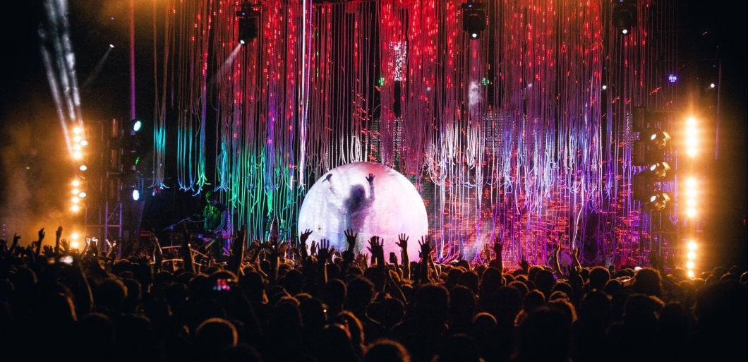 Neo-psychedelic pioneers The Flaming Lips come to Birmingham