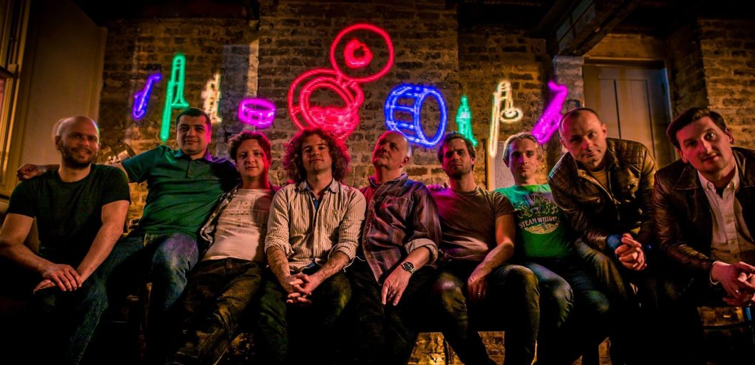 Hackney Colliery Band bring their bold and brass covers on tour