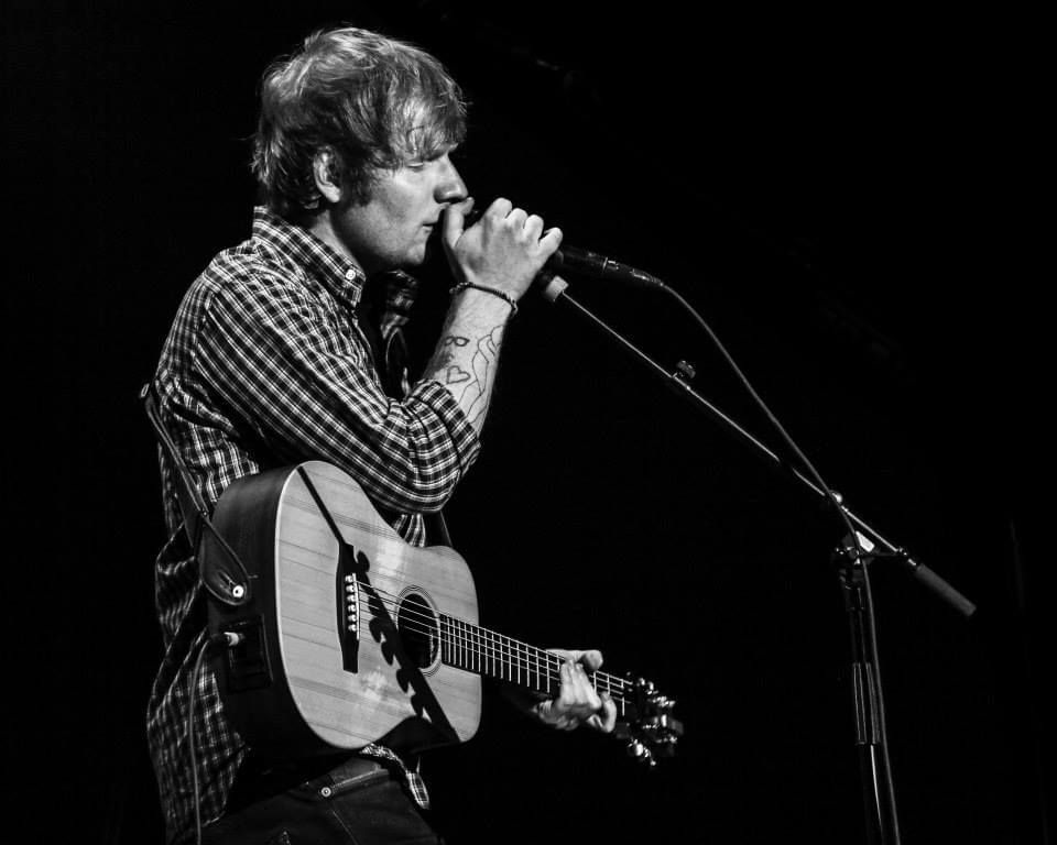 ed sheeran at motorpoint arena nottingham review. Black Bedroom Furniture Sets. Home Design Ideas