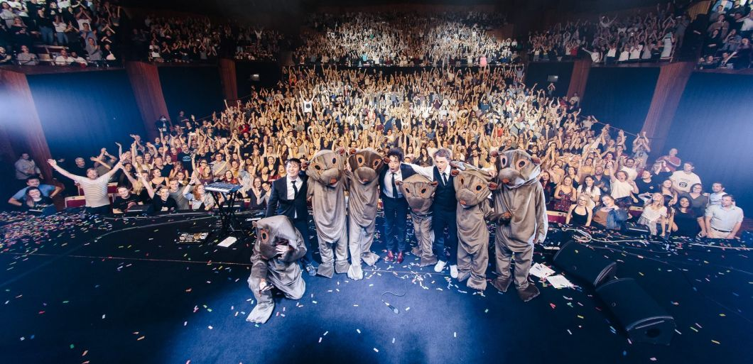 The Festival Experience with... The Wombats