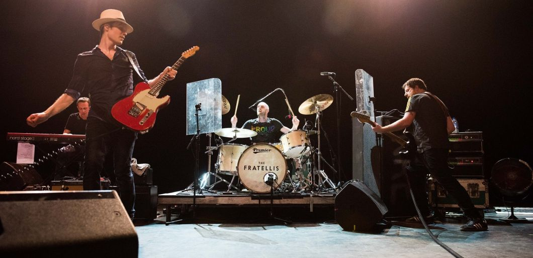 The Fratellis will bring new indie bangers to Liverpool next year - find tickets