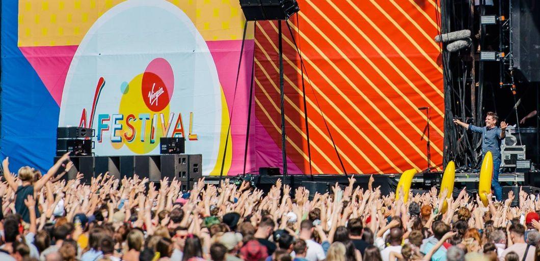 V Festival to rebrand after main sponsor drops out