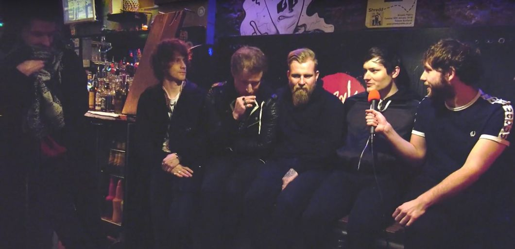 Watch Avalanche Party interview plus live Independent Venue Week performance