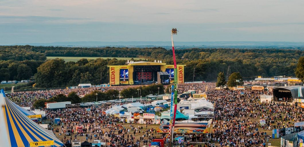 Leeds Festival line up announced