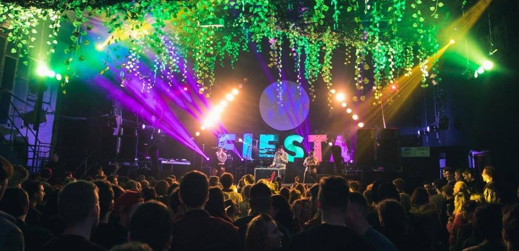 Fiesta Bombarda announces 6th birthday line up
