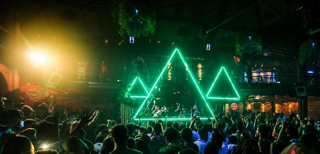 Amnesia's Pyramid debuts in London