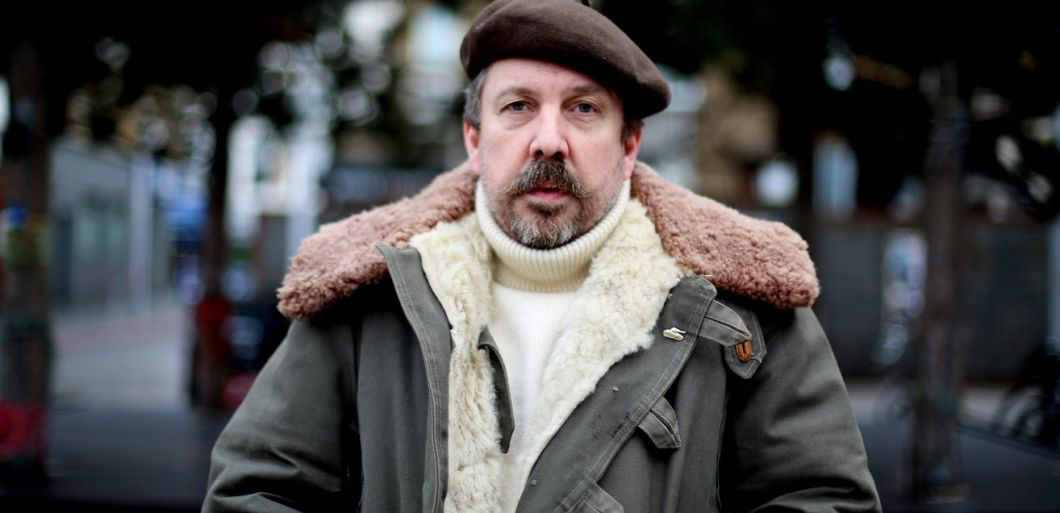 Five things you (maybe) didn't know about Andrew Weatherall