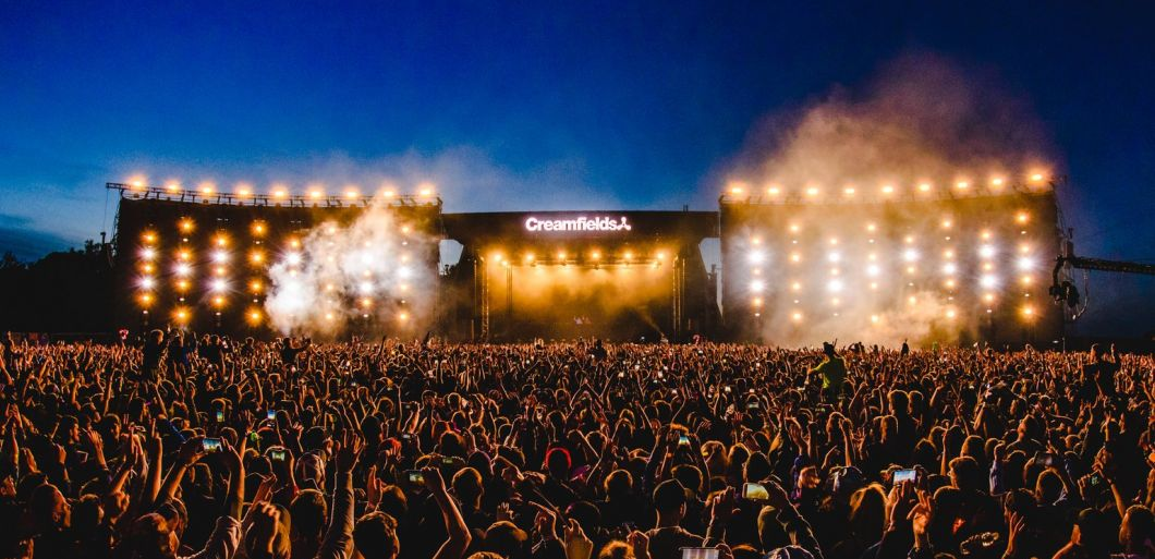 Creamfields line up announced