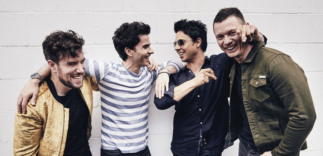 Stereophonics to replace Snow Patrol at Latitude Festival
