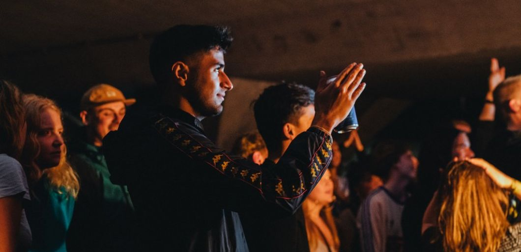 Indoor gigs with socially-distanced audiences are back on