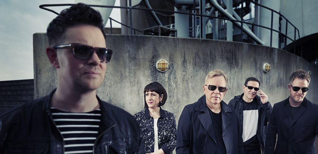 New Order announce one off show at Manchesters Heaton Park in 2021