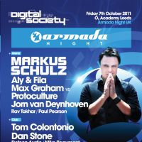 Interview with Markus Schulz ahead of Digital Society in Leeds