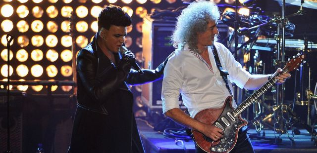 Queen with Adam Lambert to headline Sonisphere 2012!