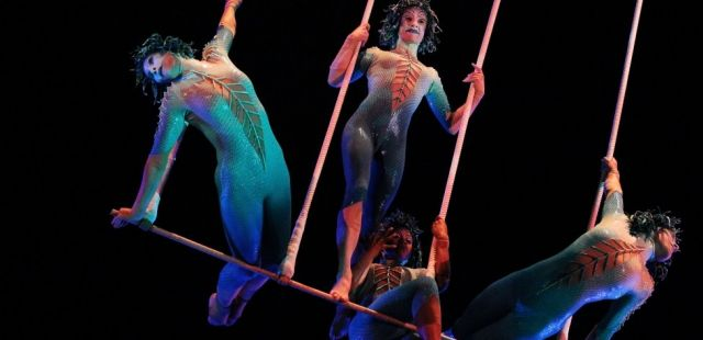 Cirque du Soleil's 'Alegria' makes UK debut
