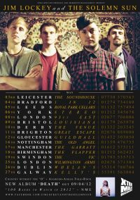 Folklore Presents ... Jim Lockey and the Solemn Sun