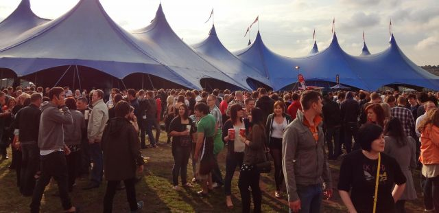Music and sport combine at Sheftival this August