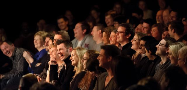 5 of the best... London Comedy Clubs