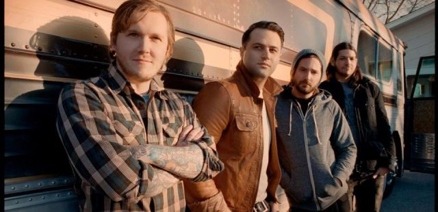 Review: The Gaslight Anthem @ Manchester O2 Apollo, 18/10/12