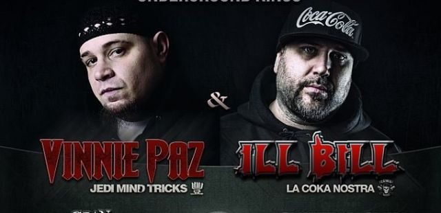 Vinnie Paz, Ill Bill and more hit Manchester for Underground Kings