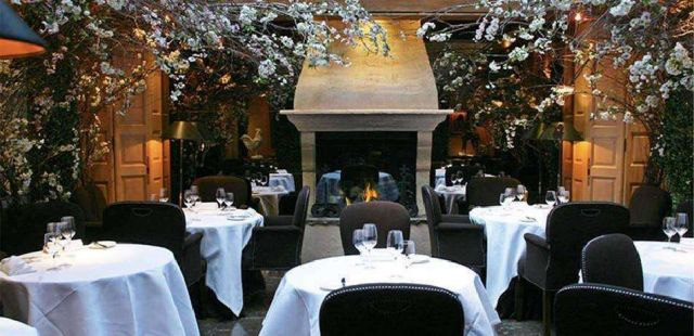 Top 5: Romantic London restaurants for Valentine's Day