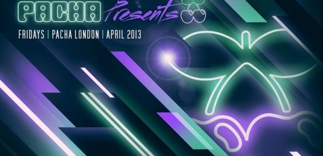 Win! Free entry to Music Is Love showcase at Pacha Presents