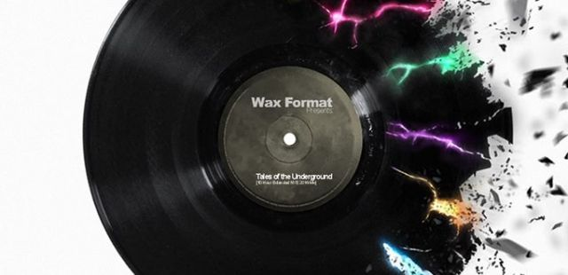 Wax Format: New Year's Eve Warehouse Party