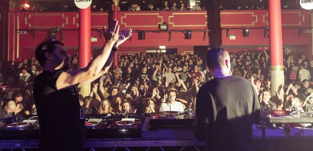 Review: Yousef presents Circus Boxing Day