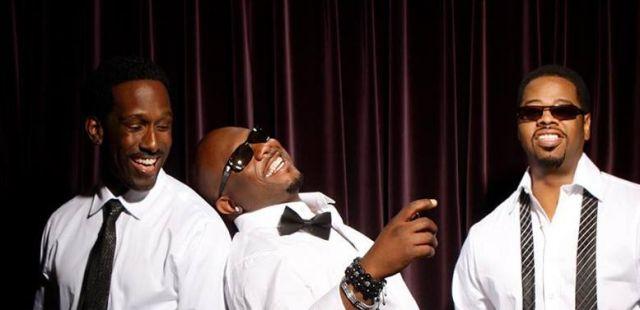 Boyz II Men live in concert