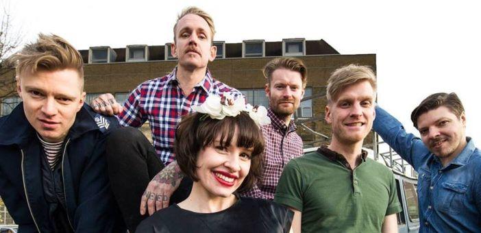 Skinny Lister UK album launch tour