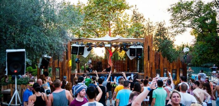 Captured Festival Ibiza returns to the abandoned Zoo